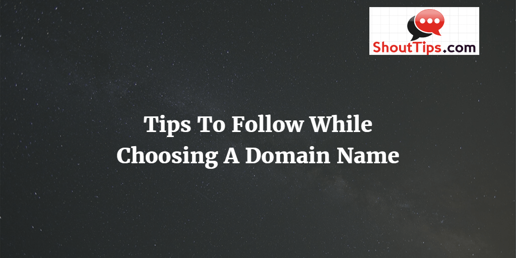 how to buy domain name for website