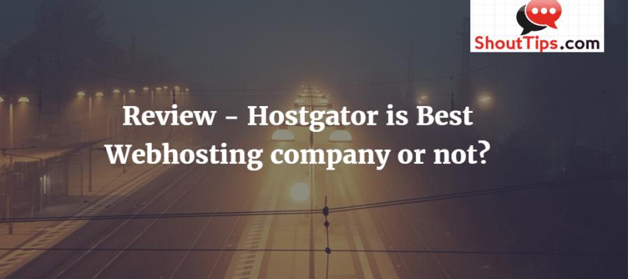 Best Webhost For Wordpress